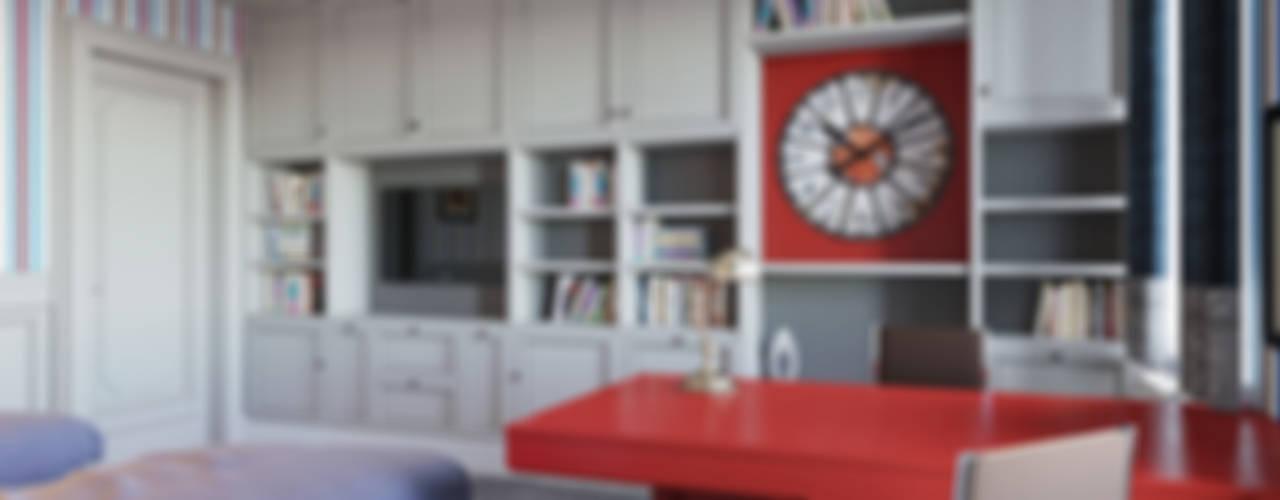 Дизайн интерьера квартиры в г. Казани Детская комната в стиле модерн от Студия Искандарова Модерн