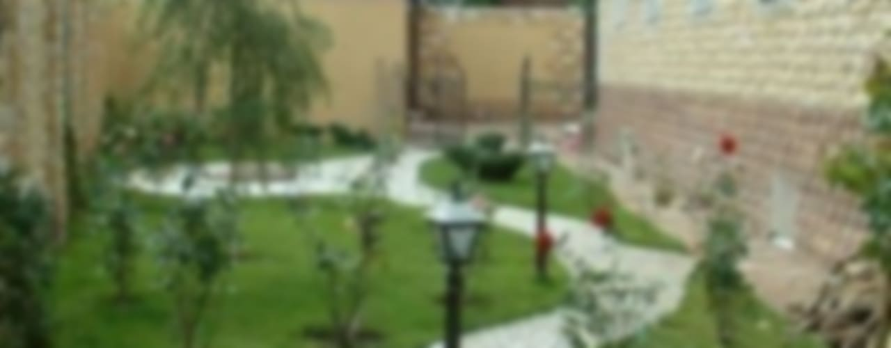 Peyzaj Uygulamaları Modern Bahçe Ünal Peyzaj Ltd.Şti. Modern