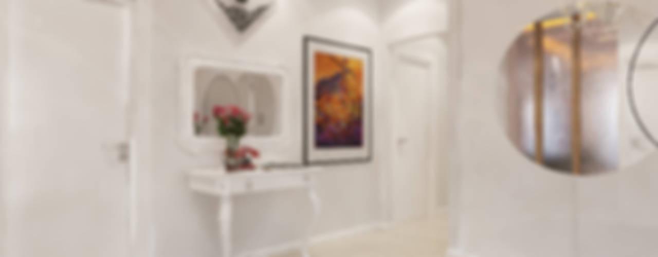 Konut Projesi Eklektik Duvar & Zemin İNDEKSA Mimarlık İç Mimarlık İnşaat Taahüt Ltd.Şti. Eklektik