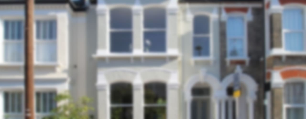 Narbonne Avenue Clapham Classic style windows & doors by Bolans Architects Classic
