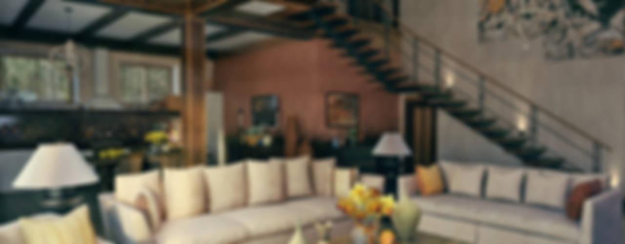 Kolonyal Oturma Odası DA-Design Kolonyal