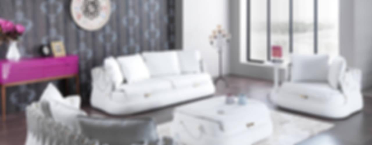 Trabcelona Design – Medcezir çanta salon : modern tarz , Modern