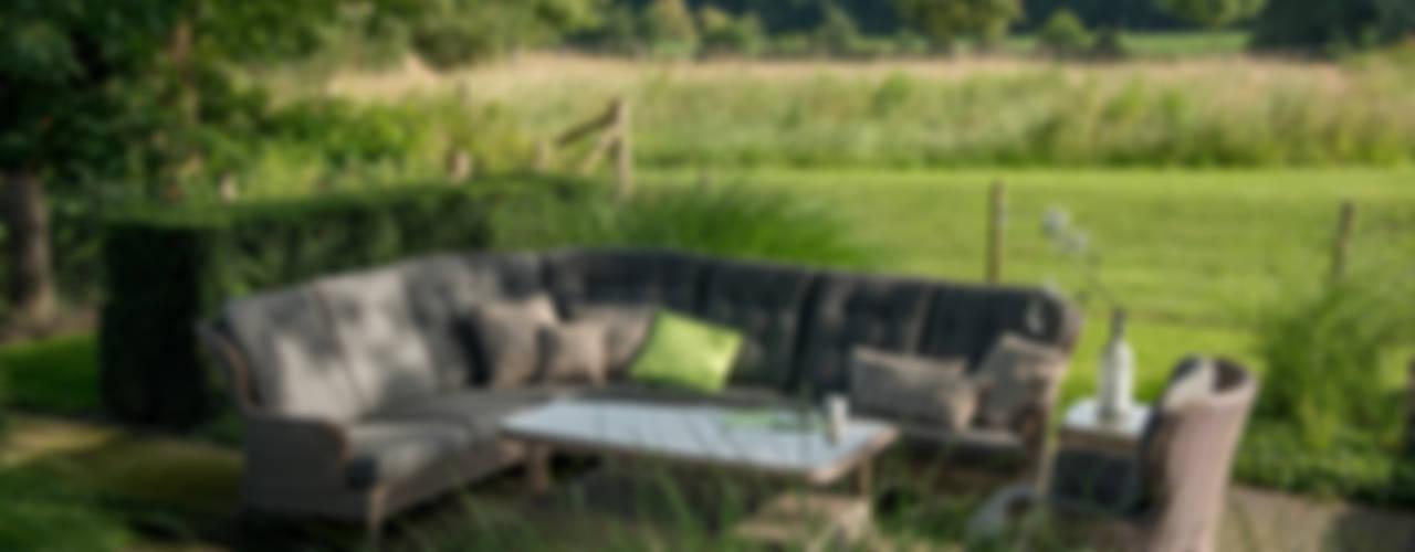 Boerderij tuinen & landelijke tuinen Moderne tuinen van Meeuwis de Vries Tuinen Modern