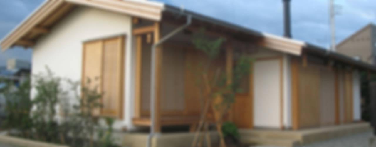 伝統木構造でつくる農的くらしの家 ラスティックな 家 の 梅澤典雄設計事務所 ラスティック