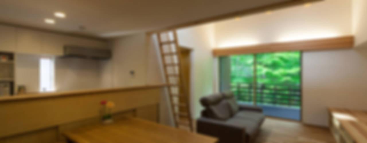 Living room by 光風舎1級建築士事務所, Scandinavian