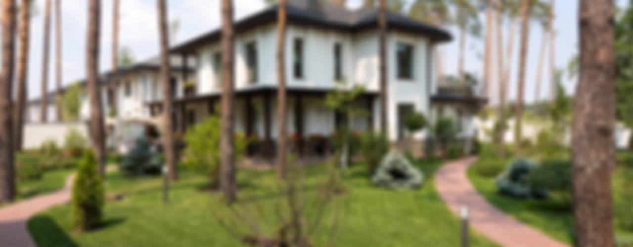 Дом в легкой классике. Дома в стиле минимализм от MARTINarchitects Минимализм
