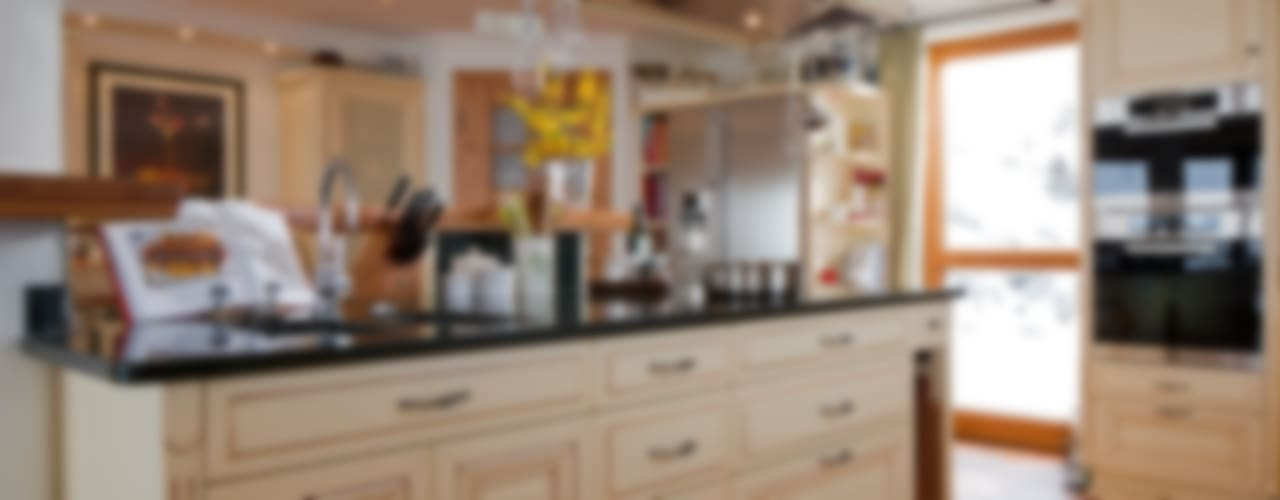 Projekty,  Kuchnia zaprojektowane przez Beinder Schreinerei & Wohndesign GmbH