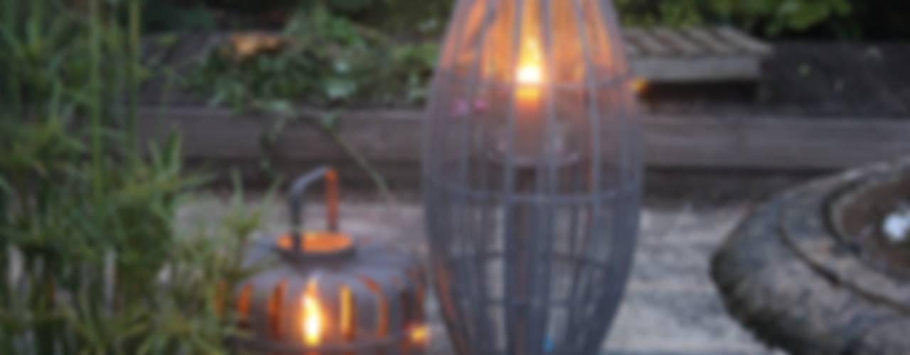 Greige - Outdoor Candle Holders and Lanterns: scandinavian  by Greige, Scandinavian