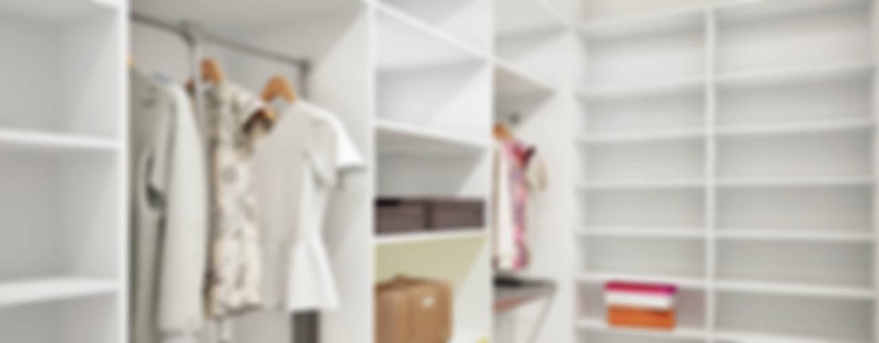 DA-Design Vestidores de estilo minimalista