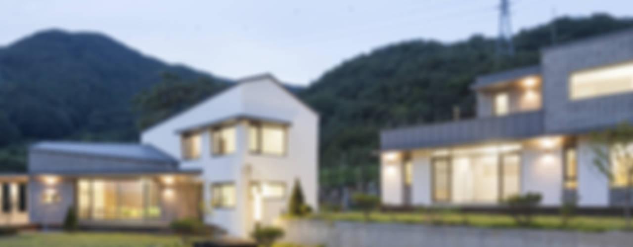 양평주택: SpaceMGT의  주택