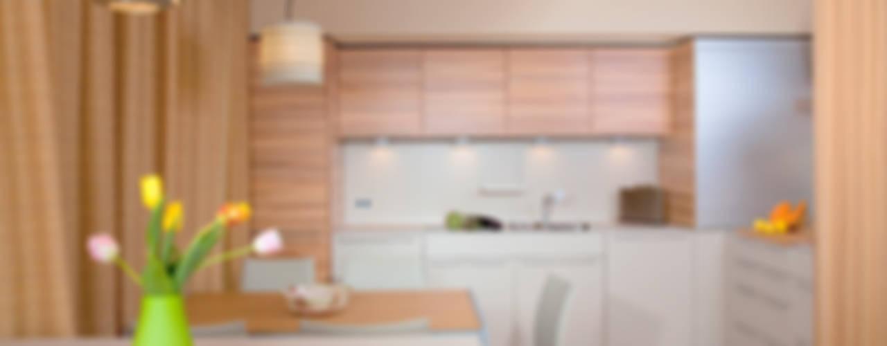 ПЕНТХАУС / СПб, Мичуринская улица Кухня в классическом стиле от Archido Классический