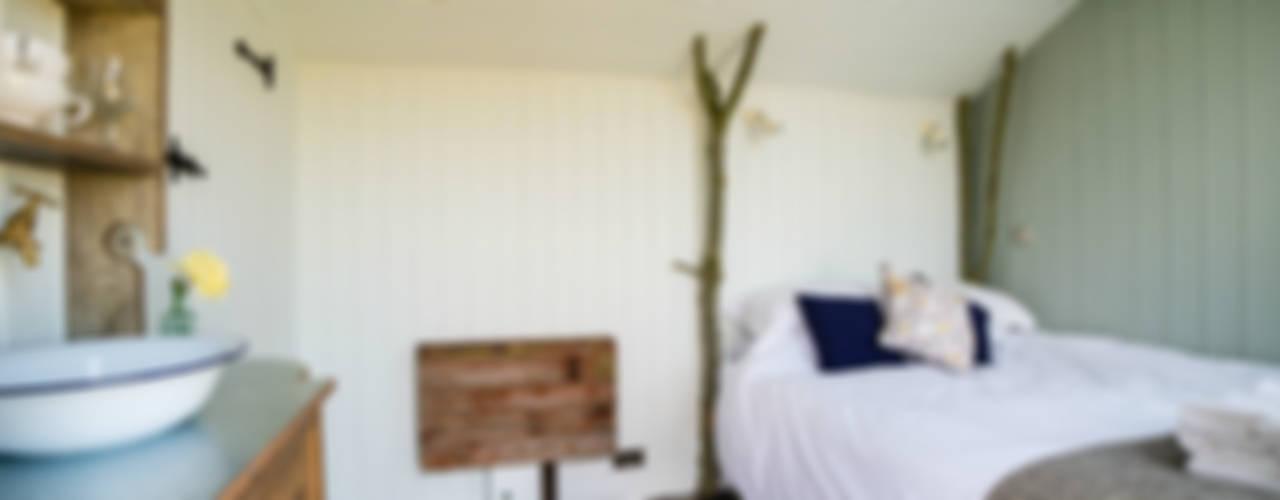 Huts Quartos campestres por Plankbridge Campestre