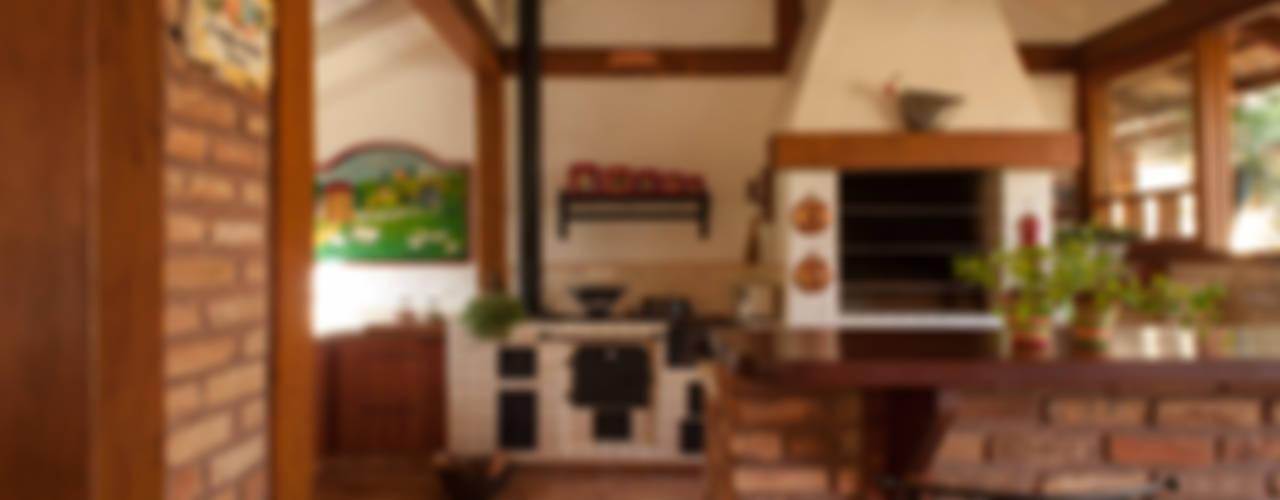 Cucina in Mattoni: 22 Idee Spettacolari