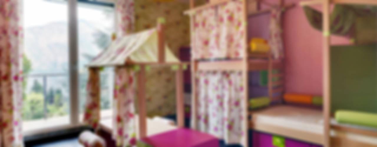 Chambre moderne par Studio Marco Piva Moderne