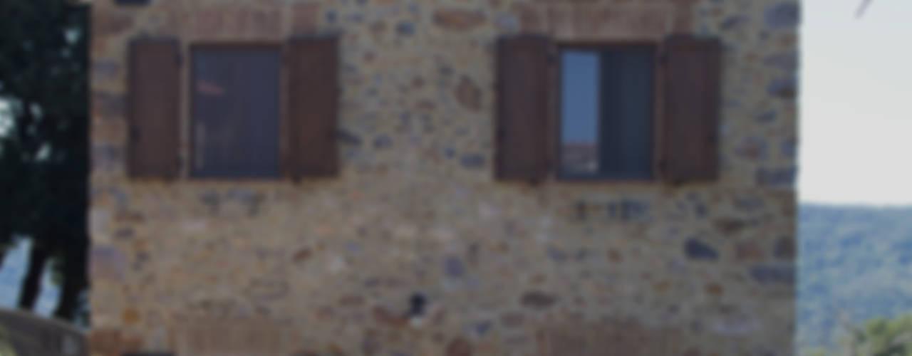 Casa Mian - Toscana Case in stile rustico di Massimo Neri architetto Rustico