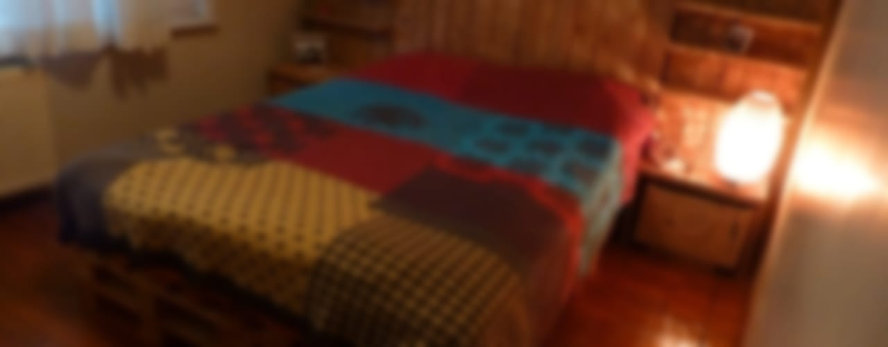 Atölye Butka ห้องนอนเตียงนอนและหัวเตียง