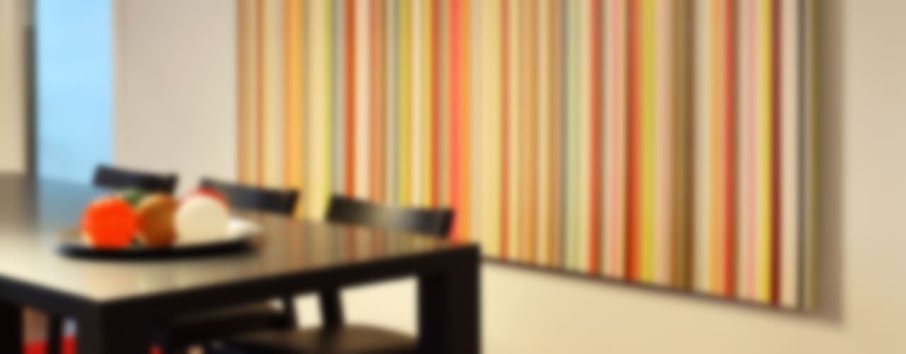 Apartamento Expo_Design Interiores Salas de jantar modernas por Tiago Patricio Rodrigues, Arquitectura e Interiores Moderno