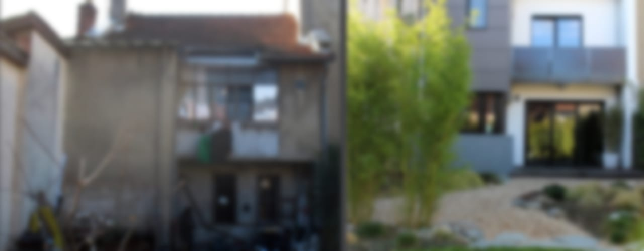 Rénovation d'une maison - TOULOUSE par Atelier d'architecture Pilon & Georges