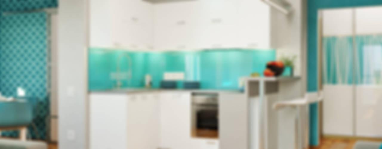 Kitchen by Студия дизайна Interior Design IDEAS, Modern