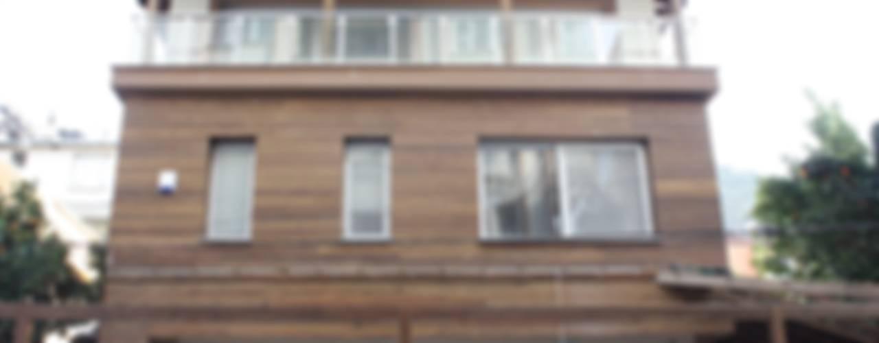 VİLLA-2 Modern Evler AYAYAPITASARIM Modern