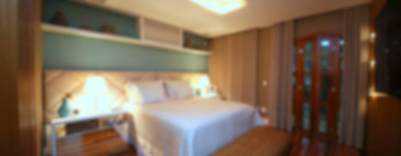 Modern Yatak Odası MeyerCortez arquitetura & design Modern