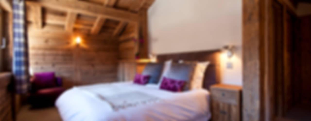 Спальня в стиле кантри от shep&kyles design Кантри