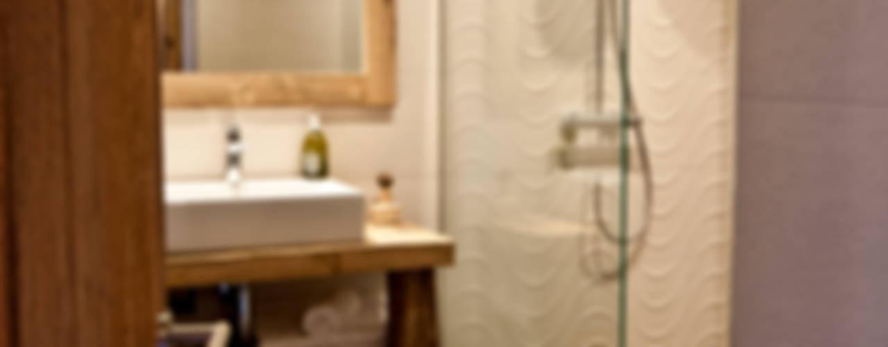 5 salles de bain de style champêtre !