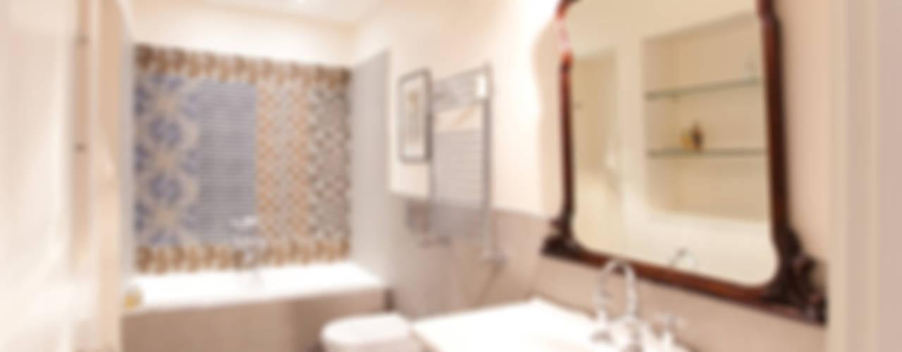 Modern bathroom by DFG Architetti Associati Modern