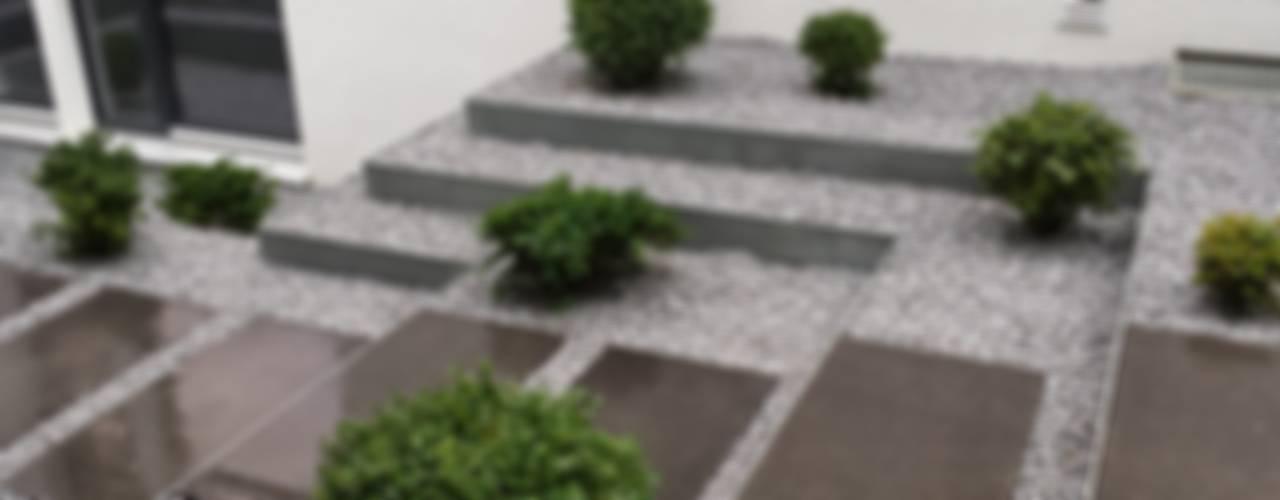 모던스타일 정원 by SUD[D]EN Gärten und Landschaften 모던
