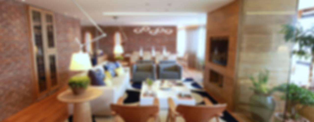 Morumbi: Salas de estar  por MeyerCortez arquitetura & design