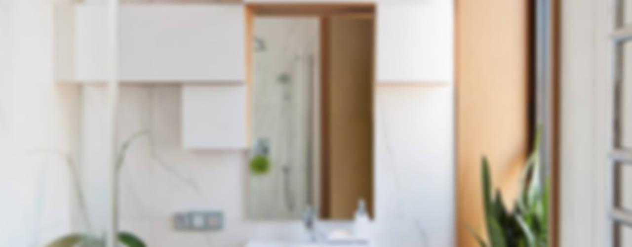 Bathroom by Студия экспериментального проектирования 'Rakurs'