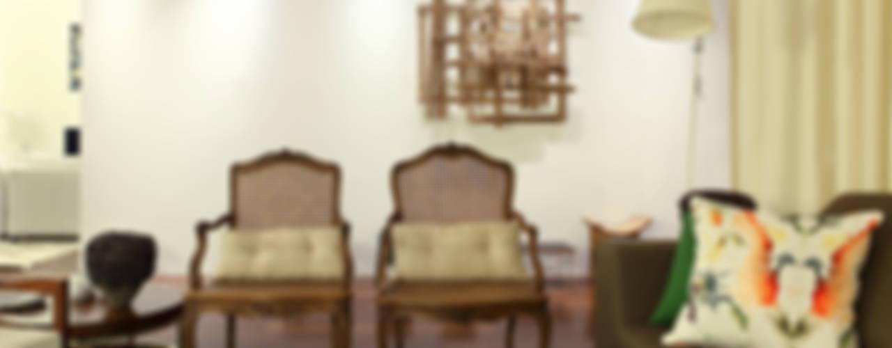 Гостиная в . Автор – Tiago Patricio Rodrigues, Arquitectura e Interiores,