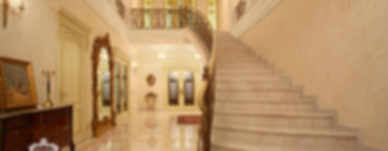Дом космополит: Коридор и прихожая в . Автор – KASHUBA DESIGN