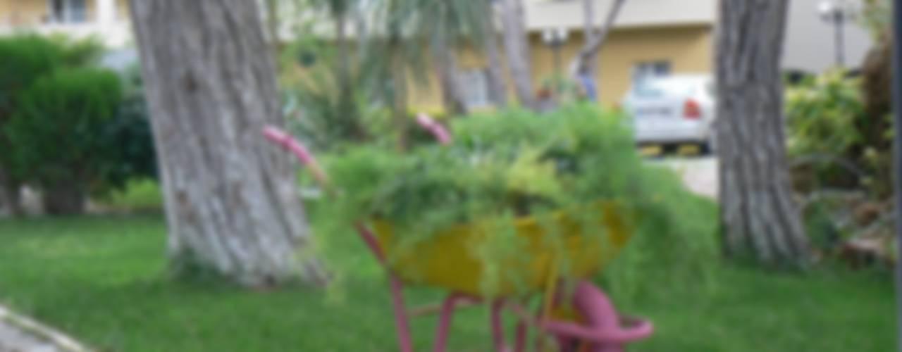 sihirli peyzaj bahçe tasarım proje uygulamaları Sihirli Peyzaj Akdeniz Bahçe
