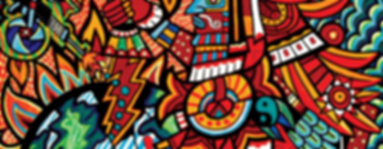Pop Tribal de Jimmy Carbo Moderno