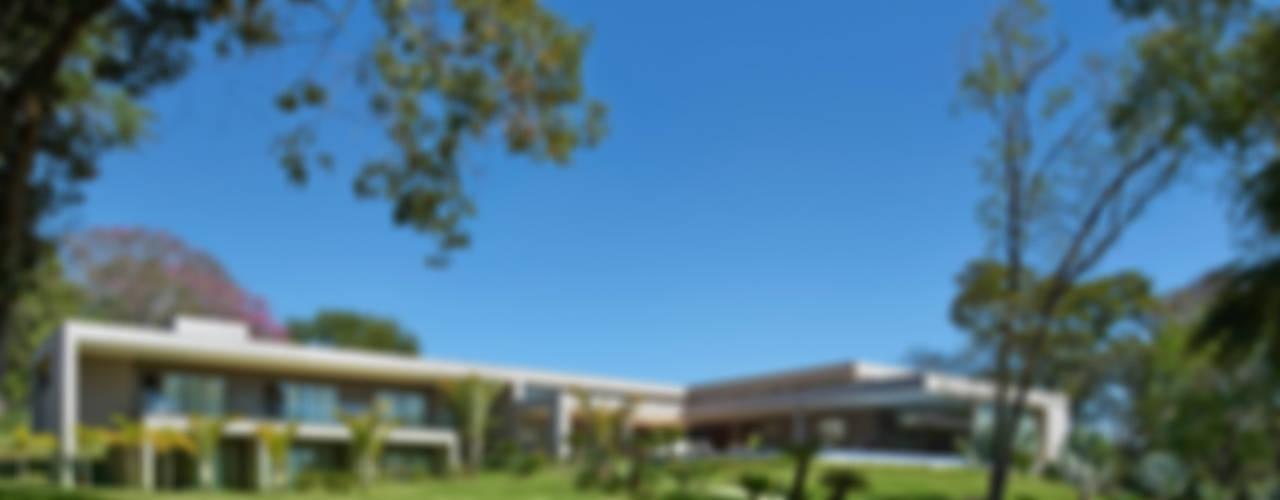CASA AMENDOEIRAS Casas modernas por Beth Marquez Interiores Moderno