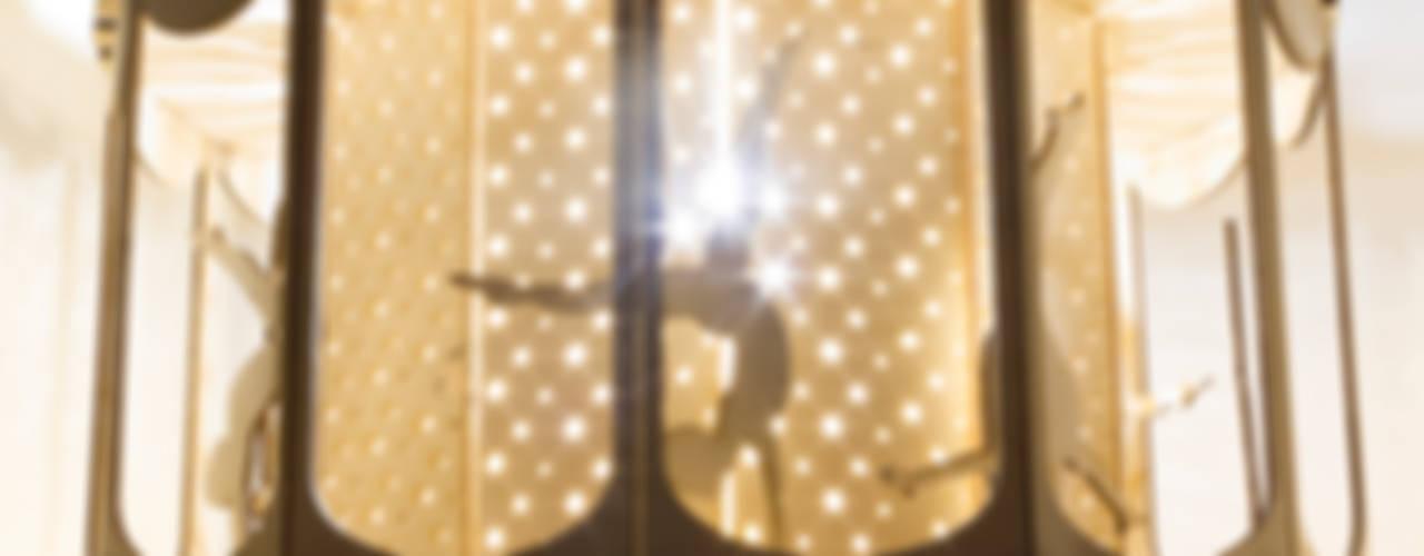 Lampa CYRK od Smaga Projektanci Minimalistyczny