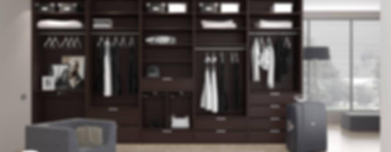 macarenaromero BedroomWardrobes & closets