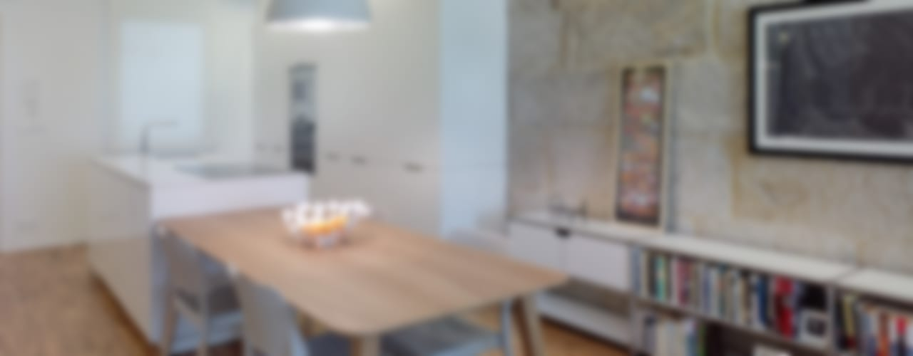 Cozinhas  por Castroferro Arquitectos
