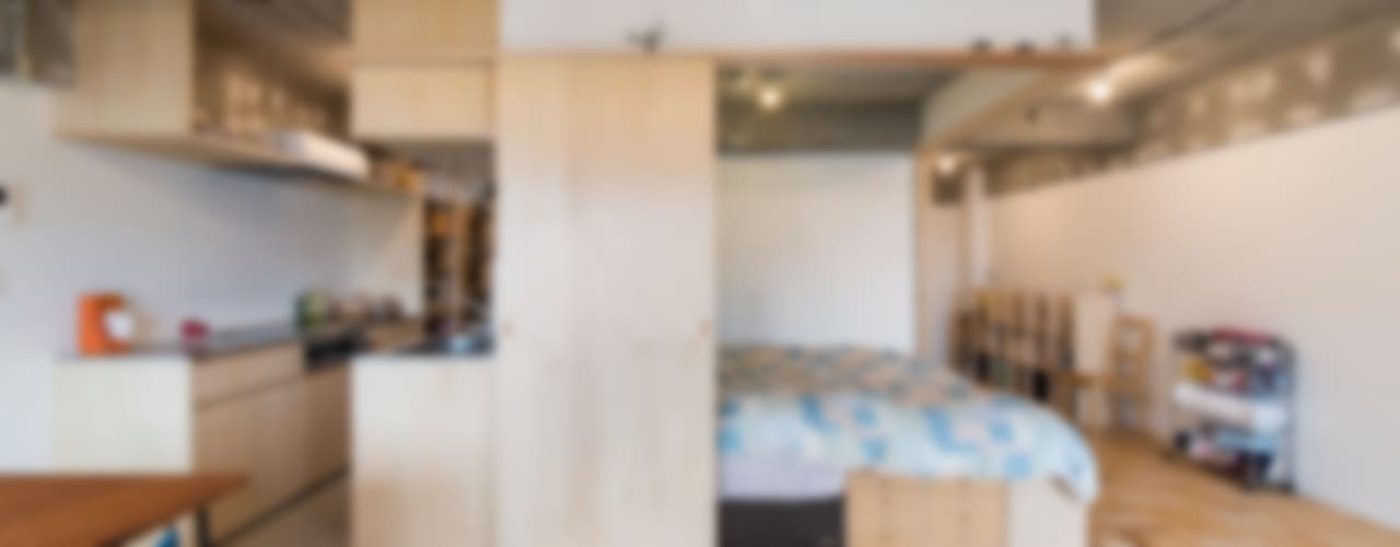 吉田裕一建築設計事務所의  침실