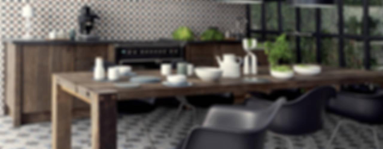 Kitchen by Badkamer & Tegels magazine, Mediterranean