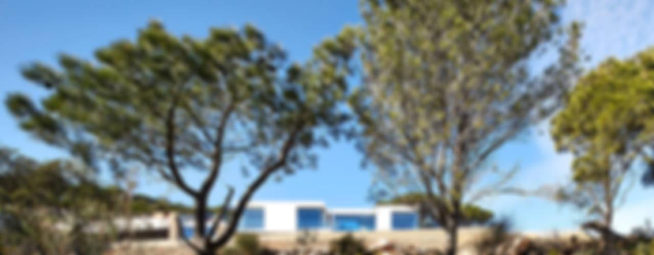 Juncal & Rodney house Casas de estilo mediterráneo de Pepe Gascón arquitectura Mediterráneo