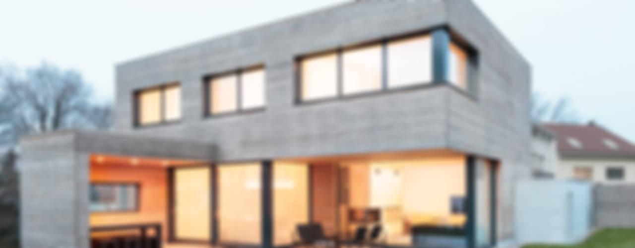 EFH Kirchberg Moderne Häuser von skizzenROLLE Modern