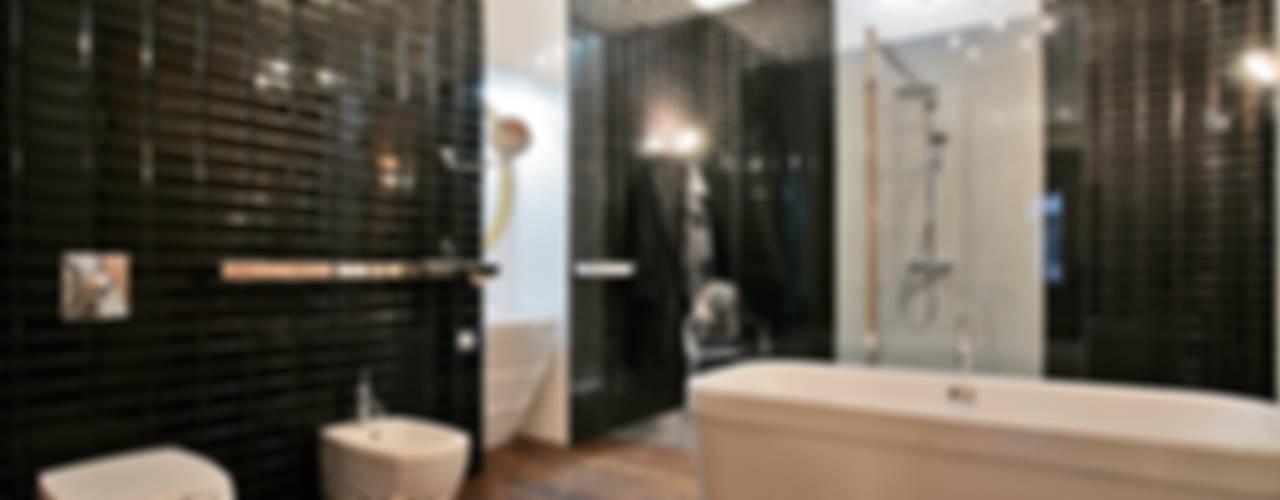 Ausgefallene Badezimmer von VNUTRI Ausgefallen