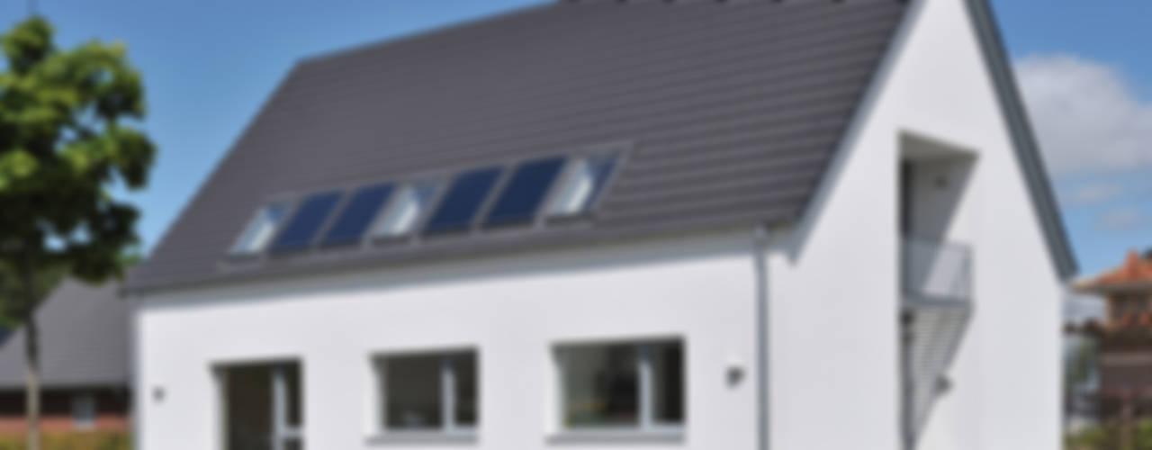 Projekty,  Domy zaprojektowane przez Architektenbüro Lorenzen, Freischaffende Architekten BDA, Nowoczesny