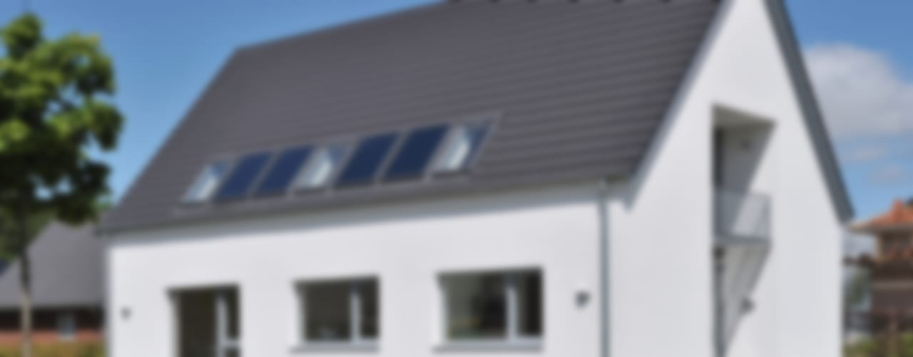 Projekty,  Domy zaprojektowane przez Architektenbüro Lorenzen, Freischaffende Architekten BDA