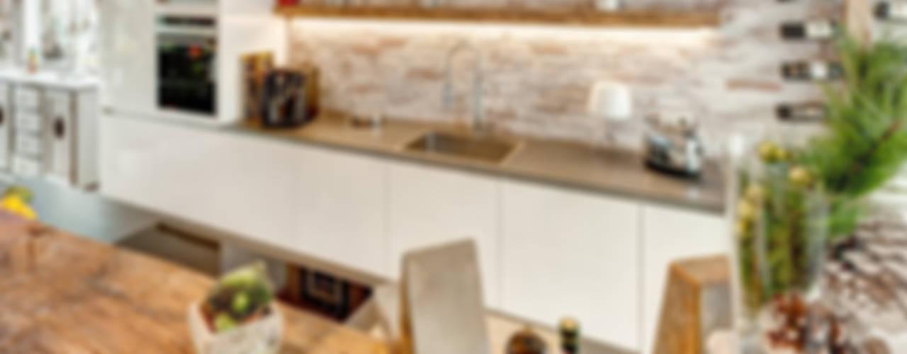 Кухня в стиле модерн от ZABOROWSKI ** Kreativer Innenausbau Модерн