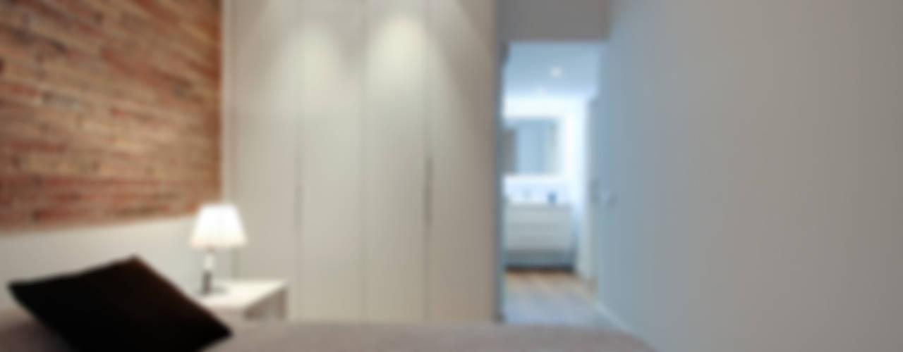 Chambre de style de style Minimaliste par ELIX
