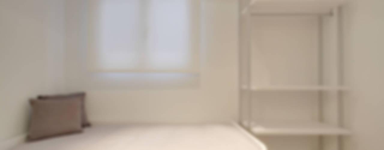 Habitaciones de estilo minimalista de ELIX Minimalista