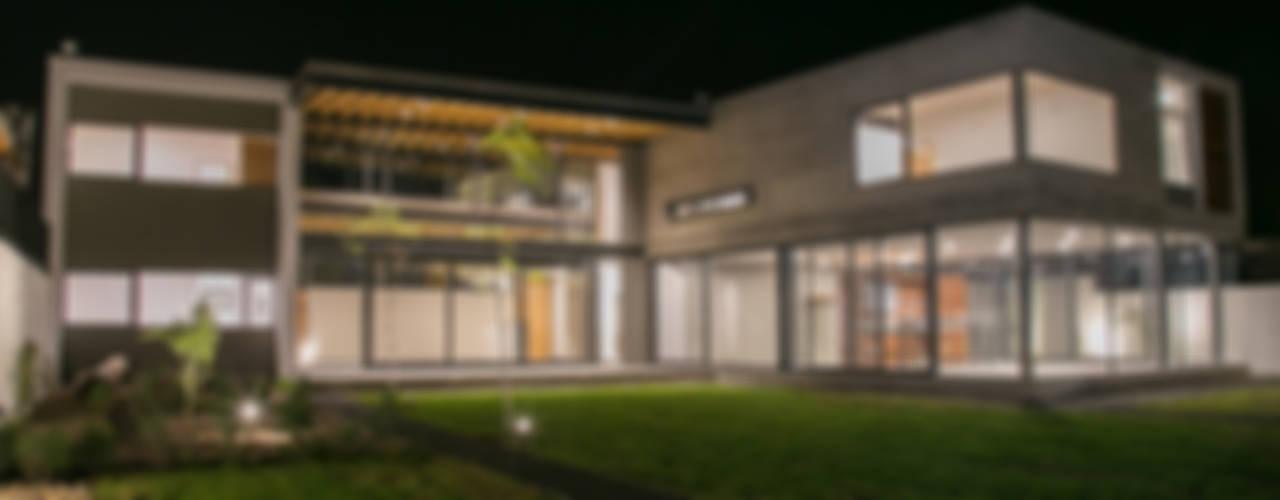 Casa FAR: Jardines de estilo  por VG+VM Arquitectos, Minimalista